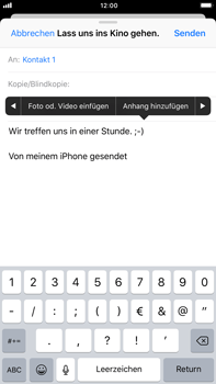 Apple iPhone 6 Plus - E-Mail - E-Mail versenden - 10 / 16