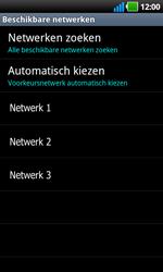 LG P970 Optimus Black - Netwerk - gebruik in het buitenland - Stap 10