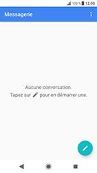 Sony Xperia XZ - Android Oreo - MMS - envoi d'images - Étape 3