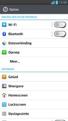 LG P760 Optimus L9 - internet - handmatig instellen - stap 4