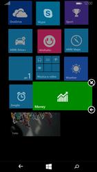 Microsoft Lumia 535 - Operazioni iniziali - Personalizzazione della schermata iniziale - Fase 12