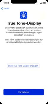 Apple iPhone X - iOS 11 - Persönliche Einstellungen von einem alten iPhone übertragen - 23 / 40