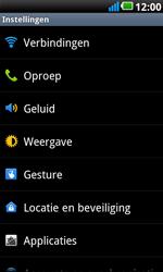 LG P990 Optimus 2X Speed - Voicemail - handmatig instellen - Stap 5
