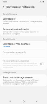 Samsung Galaxy A31 - Aller plus loin - Gérer vos données depuis le portable - Étape 9