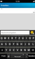 BlackBerry Z10 - MMS - Erstellen und senden - 7 / 17