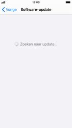 Apple iPhone SE - iOS 13 - software - update installeren zonder pc - stap 5
