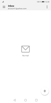Huawei Mate 10 Pro - Android Pie - E-mail - 032b. Email wizard - Yahoo - Step 3