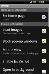 HTC A6262 Hero - Internet - Manual configuration - Step 17