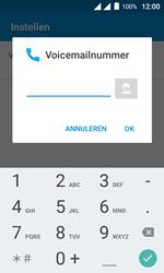 Alcatel Pixi 4 (4) - Voicemail - Handmatig instellen - Stap 11