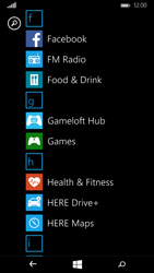 Microsoft Lumia 535 - Applications - How to uninstall an app - Step 3