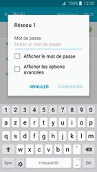 Samsung Samsung Galaxy J3 2016 - WiFi - Configuration du WiFi - Étape 7