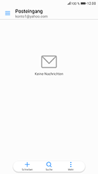 Huawei Honor 9 - E-Mail - Konto einrichten (yahoo) - Schritt 4
