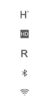 Huawei Nova 5T - Premiers pas - Comprendre les icônes affichés - Étape 9