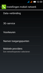 Alcatel OT-4033X Pop C3 - Internet - handmatig instellen - Stap 9