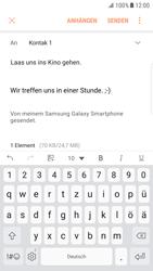 Samsung Galaxy S6 Edge - E-Mail - E-Mail versenden - 2 / 2