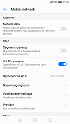 Huawei P10 - Android Oreo - Internet - Mobiele data uitschakelen - Stap 6