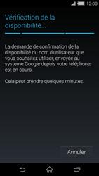 Sony Xperia Z2 - Applications - Configuration de votre store d