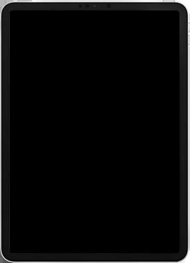 Apple iPad Pro 11 (2018) - iPadOS 13 - Dispositivo - Come eseguire un soft reset - Fase 2