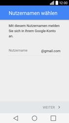 LG Leon 3G - Apps - Konto anlegen und einrichten - 7 / 20