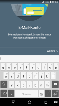 Sony Xperia XA Ultra - E-Mail - Konto einrichten (outlook) - 7 / 18