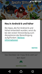 Sony Xperia X Performance - Apps - Herunterladen - 18 / 20