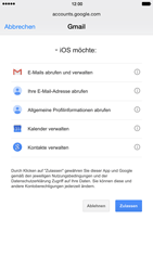 Apple iPhone 6 Plus iOS 8 - E-Mail - Konto einrichten (gmail) - Schritt 7