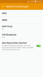 Samsung J320 Galaxy J3 (2016) - SMS - Manuelle Konfiguration - Schritt 7