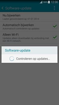 Samsung Galaxy Note 4 - software - update installeren zonder pc - stap 8