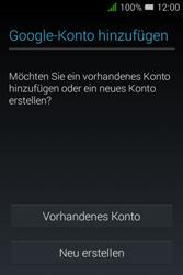 Alcatel OT-4009D Pixi 3 (3.5) - Apps - Konto anlegen und einrichten - Schritt 4
