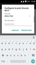 Crosscall Trekker M1 Core - Internet et connexion - Partager votre connexion en Wi-Fi - Étape 8