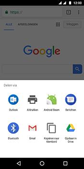 Motorola Moto G6 - internet - hoe te internetten - stap 21