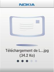 Nokia 2730 classic - E-mail - envoyer un e-mail - Étape 13