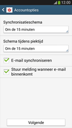 Samsung I9195 Galaxy S IV Mini LTE - E-mail - Handmatig instellen - Stap 16