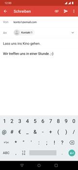 OnePlus 6T - E-Mail - E-Mail versenden - 9 / 17