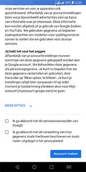 LG Q7 - Applicaties - Account aanmaken - Stap 13
