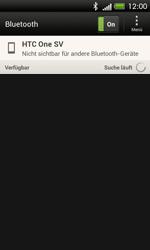 HTC C525u One SV - Bluetooth - Geräte koppeln - Schritt 8