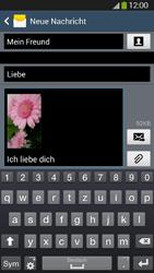 Samsung Galaxy S4 Active - MMS - Erstellen und senden - 22 / 24