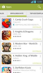 LG Optimus L7 II - Apps - Herunterladen - 0 / 0
