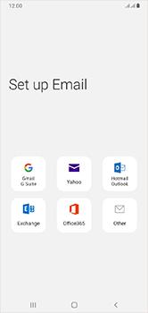 Samsung Galaxy A10 - E-mail - Manual configuration (yahoo) - Step 6