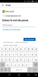 Huawei Y5 (2018) - E-mails - Ajouter ou modifier votre compte Outlook - Étape 7