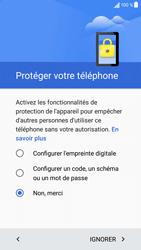 Sony Xperia X - Premiers pas - Créer un compte - Étape 26
