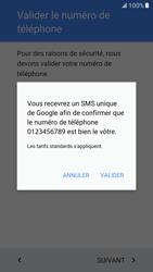 Samsung Galaxy S7 - Premiers pas - Créer un compte - Étape 16