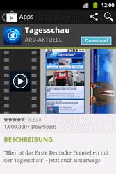 Samsung Galaxy Xcover - Apps - Herunterladen - 1 / 1