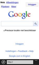 Nokia Lumia 920 LTE - Internet - Internet browsing - Step 8