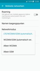 Samsung A510F Galaxy A5 (2016) - Netwerk - Wijzig netwerkmodus - Stap 6