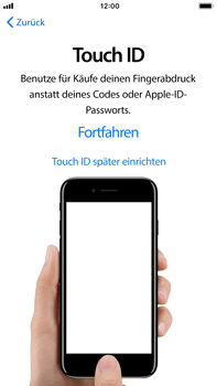Apple iPhone 6s Plus - iOS 11 - Persönliche Einstellungen von einem alten iPhone übertragen - 2 / 2