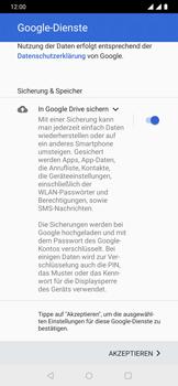 OnePlus 6T - Apps - Konto anlegen und einrichten - 20 / 22