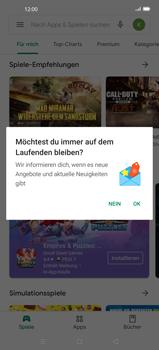 Oppo Find X2 - Apps - Einrichten des App Stores - Schritt 22