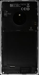 Nokia Lumia 830 - SIM-Karte - Einlegen - Schritt 3
