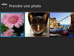 BlackBerry 9720 - Photos, vidéos, musique - Envoyer une photo via Bluetooth - Étape 8